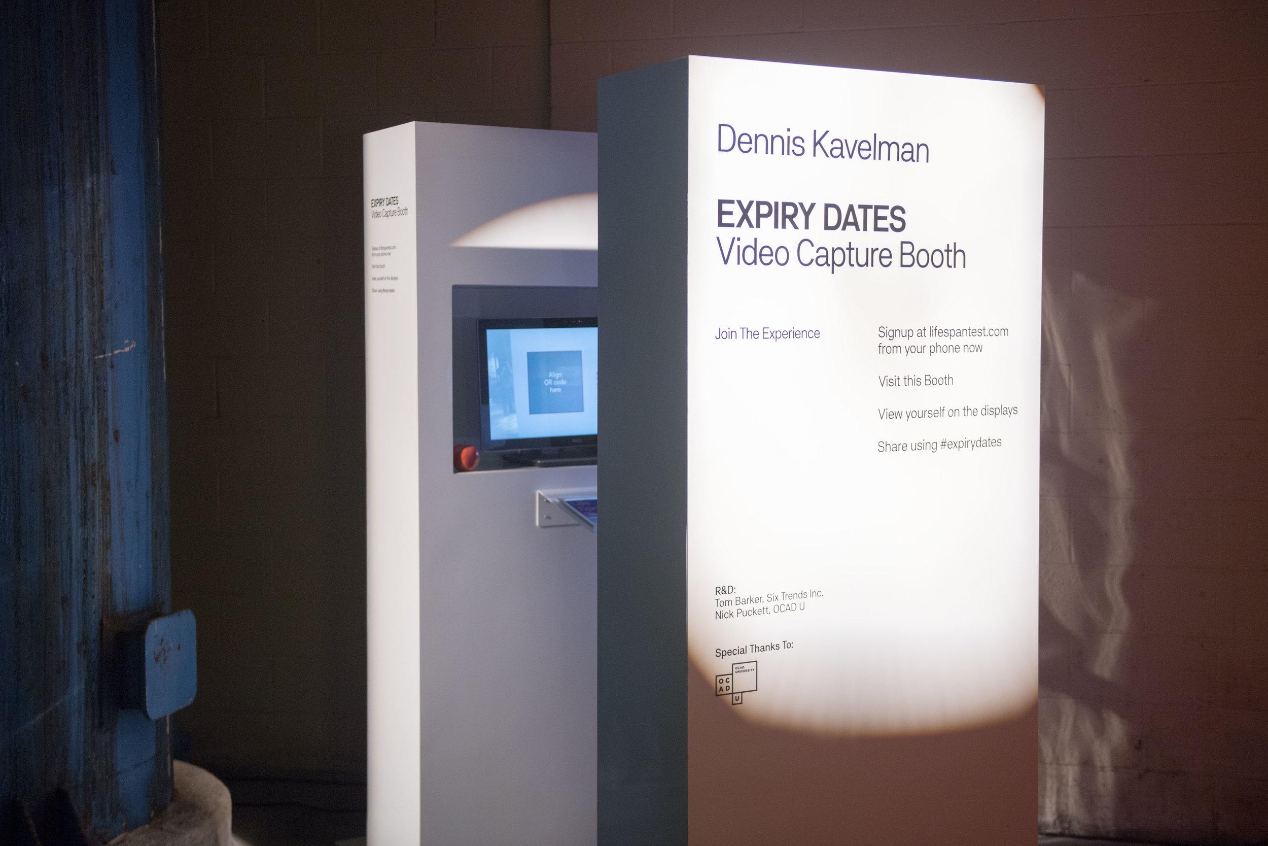 Expiry Dates - SET DESIGN / IDENTITY