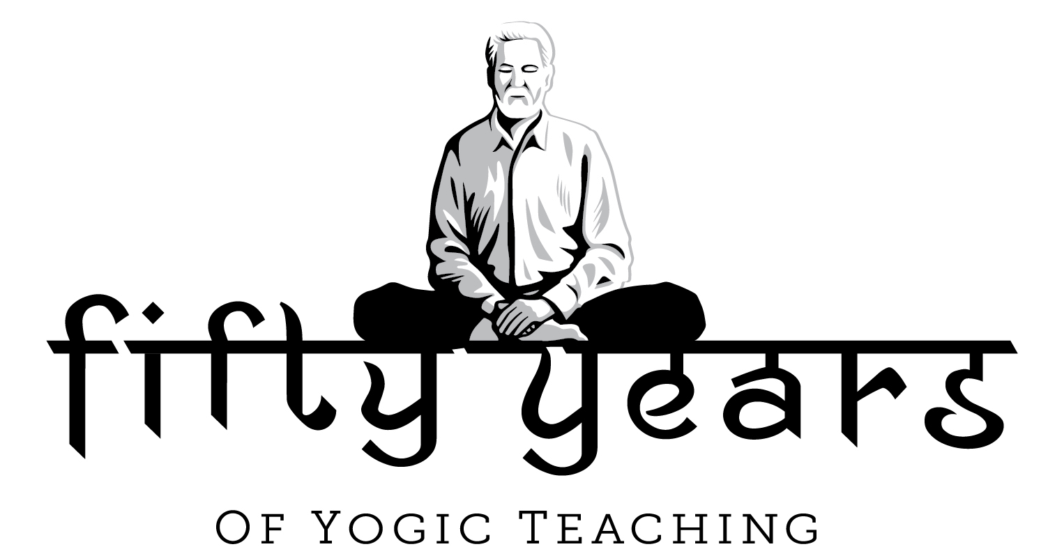 50 YEARS OF YOGIC TEACHING