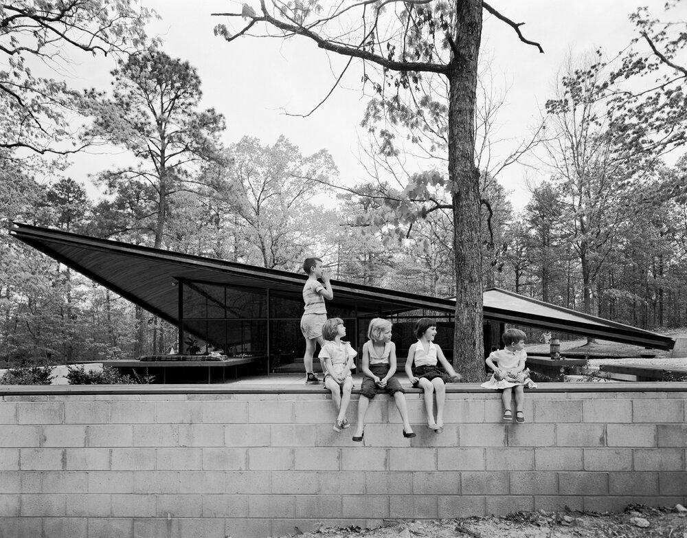 NC Modernist Houses, Durham NC