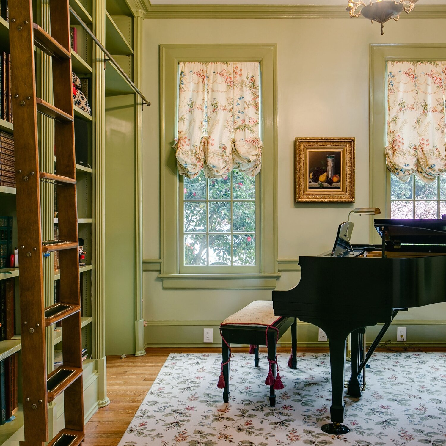 Palley + Southard Interiors, Raleigh NC