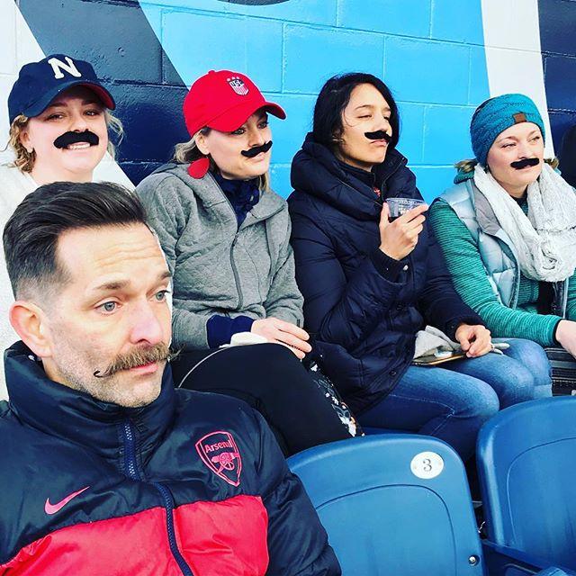 #mustachegamestrong