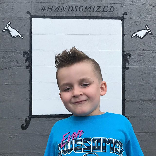 #handsomized #nashvillemurals #barber #barbershop #handsome #handsomizer