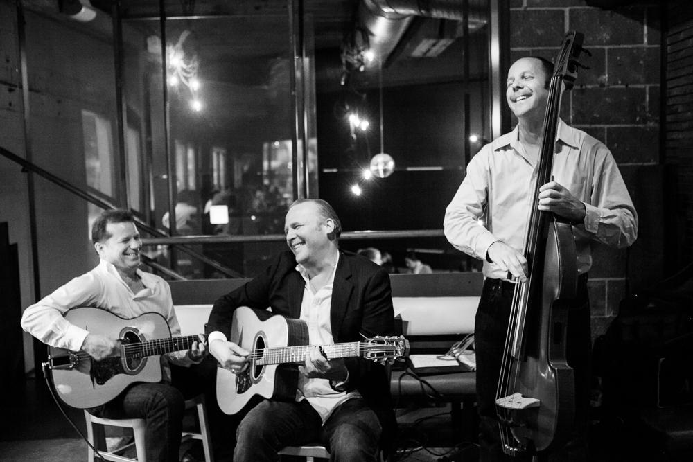 the Trio at Mas in Charlottesville, VA