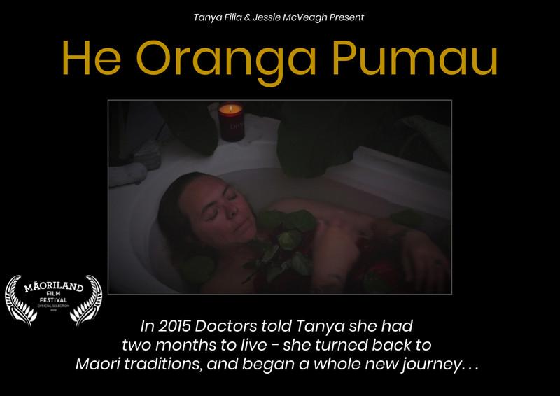 He Oranga Pumau