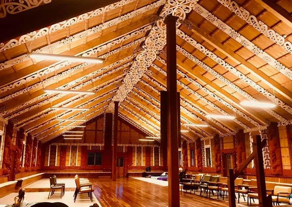 Kahungunu Marae, Host Venue for the Kahungunu Film Hui