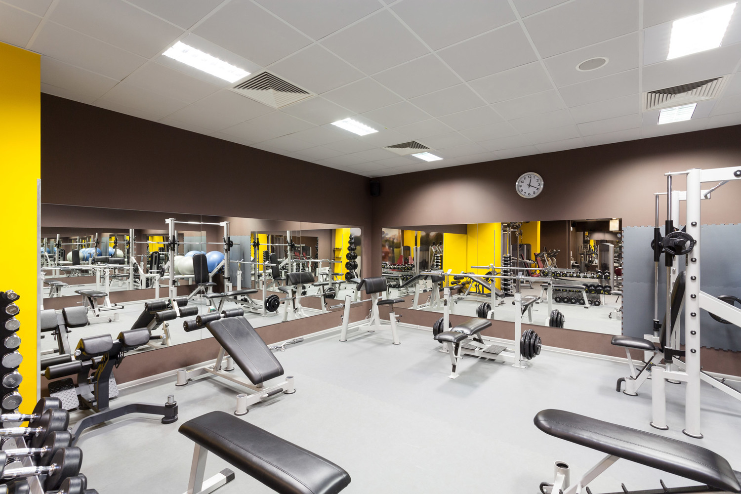Connected Gym Equipment