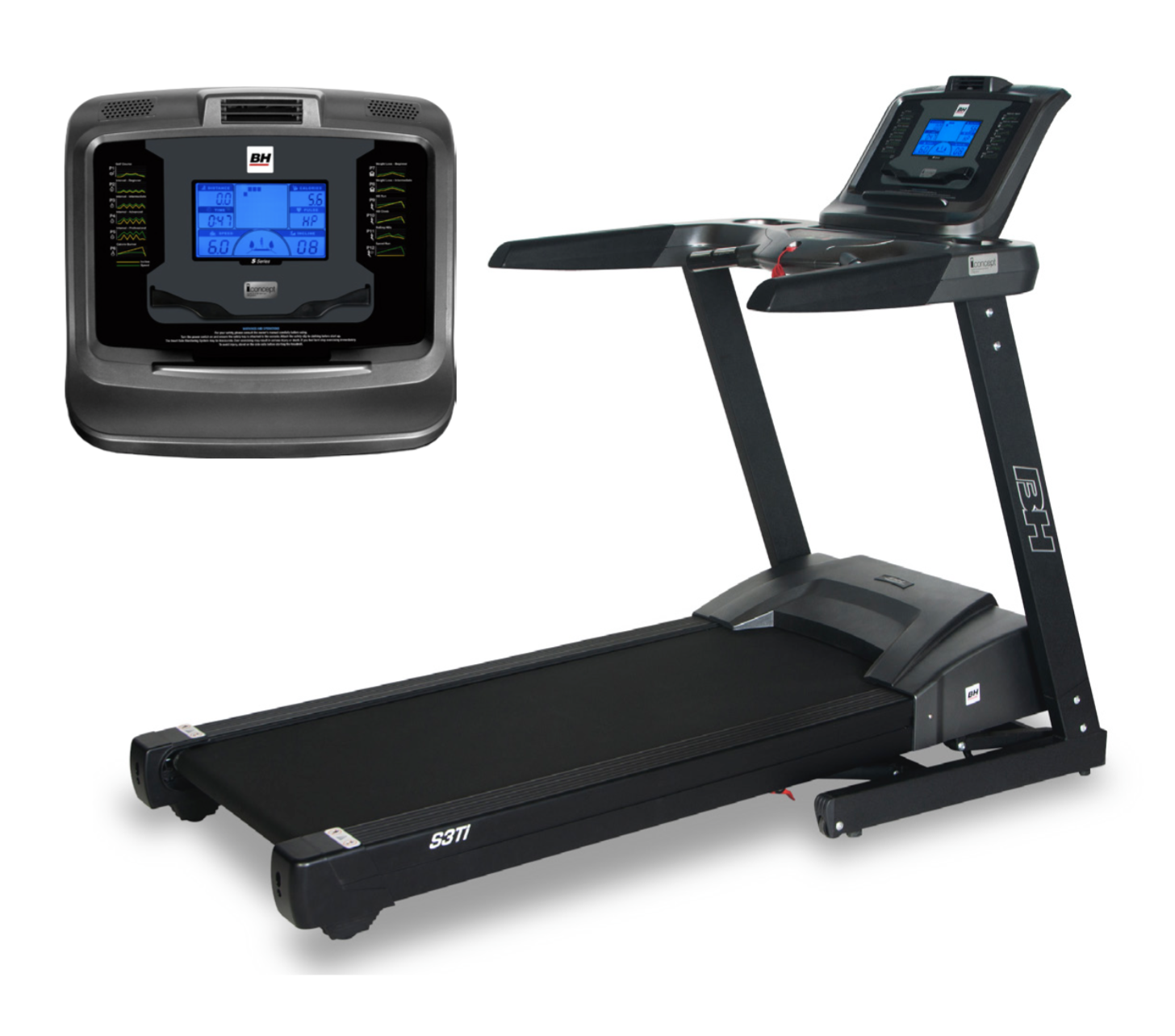 BH-S3Ti-Treadmill