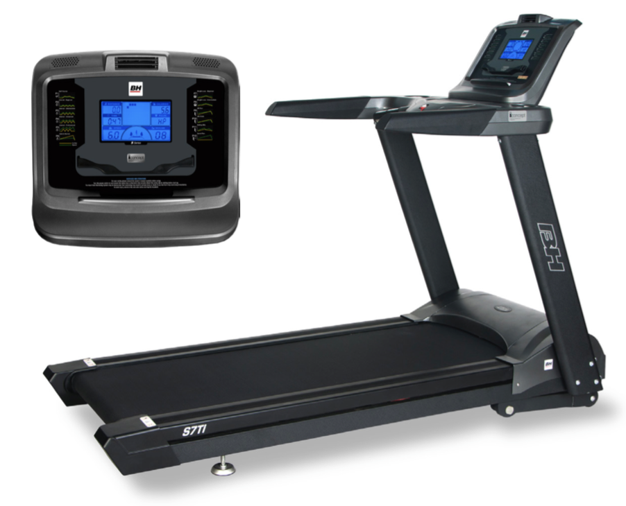BH-S7ti-treadmill