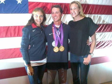 May-Treanor, Kerri Walsh Jennings, and Marcio Sicoli