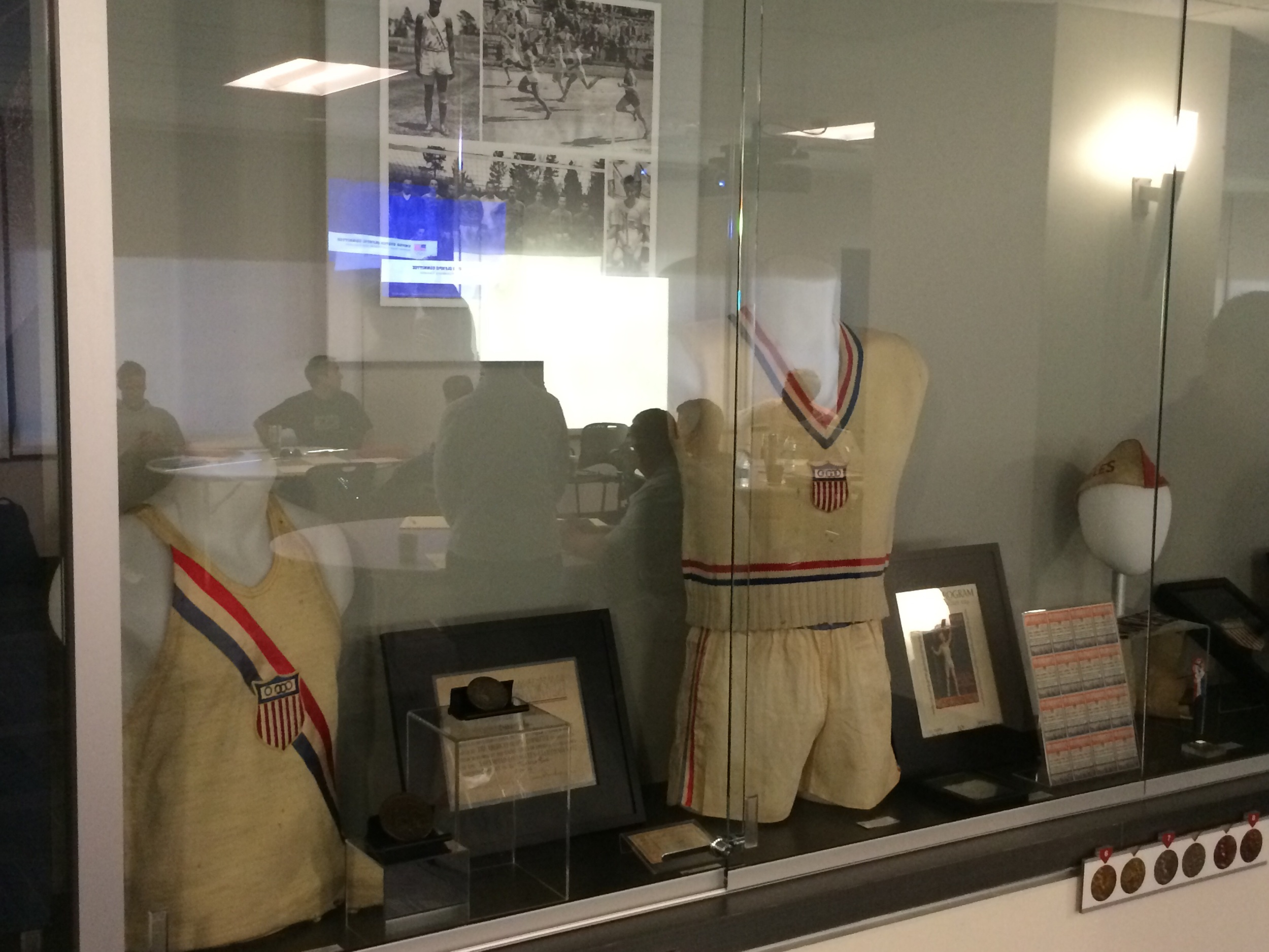 Some history - 1932 uniforms