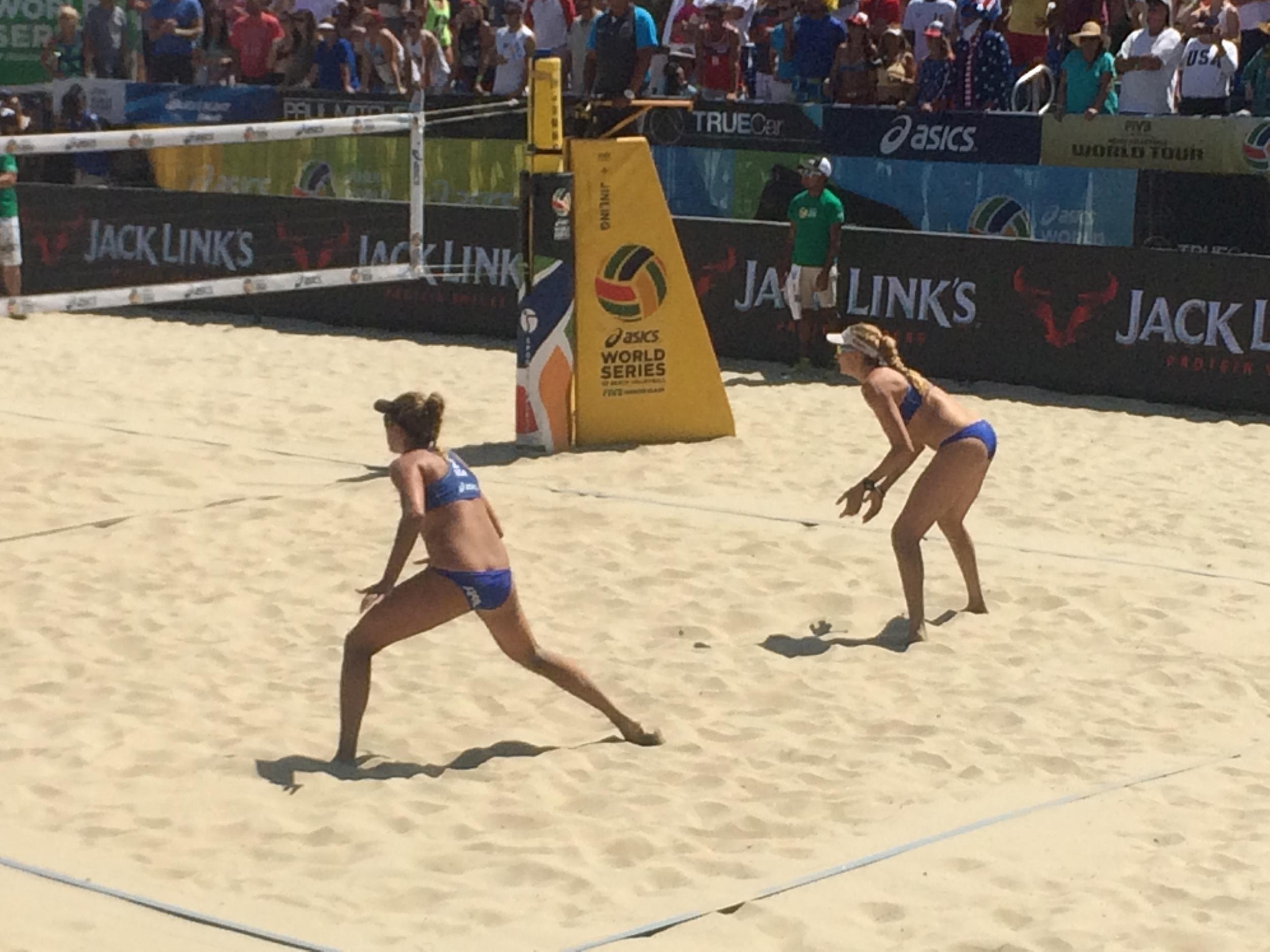 Long Beach Grand Slam