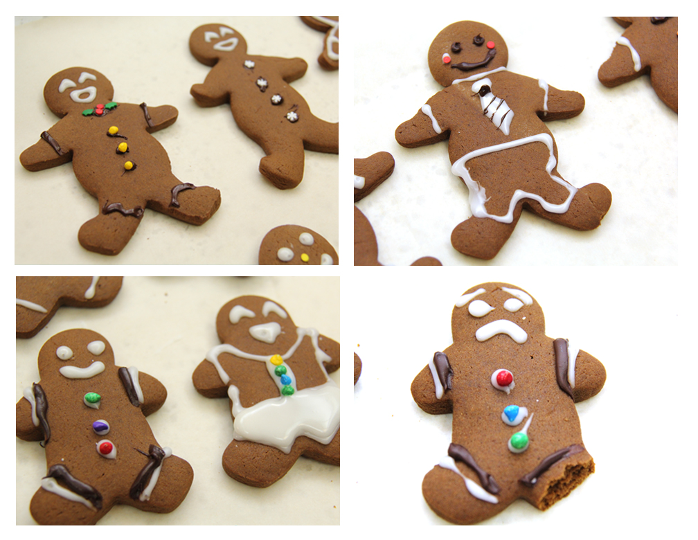 soft gingerbread men cookie recipe design ideas