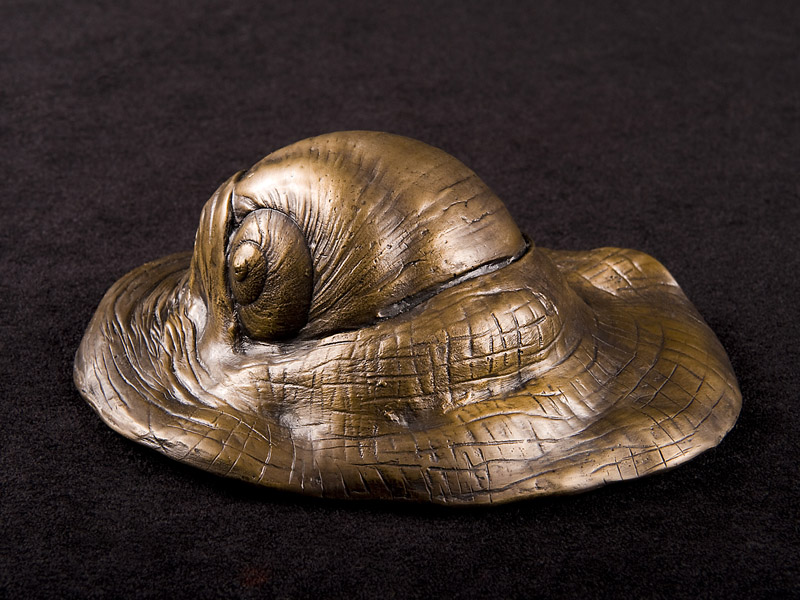 Moon Snail Sculpture