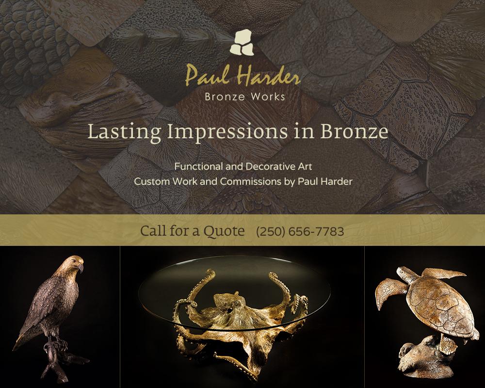 Lasting Impressions in Bronze