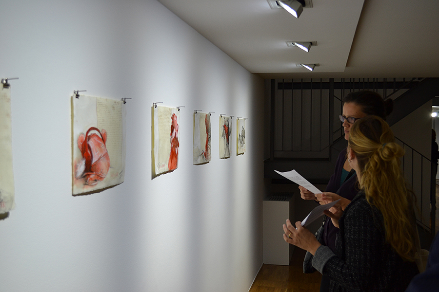 Effearte. Gallery view, Sept. 2014