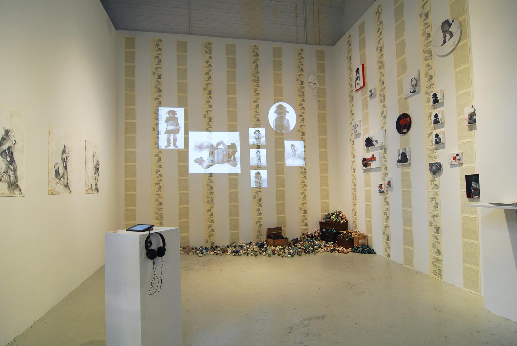 2014 Cuchifritos Gallery.Photos by Samantha Wrigglesworth