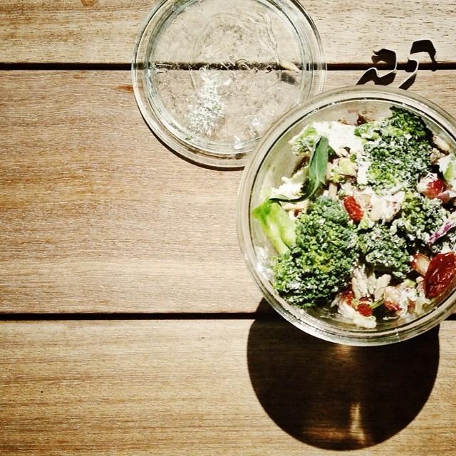 cold broccoli salad green kitchen stories