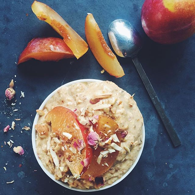 Almond Apricot and Rose Yoghurt - + ALMONDS+ APRICOT+ CARDAMOM+ COCONUT MILK