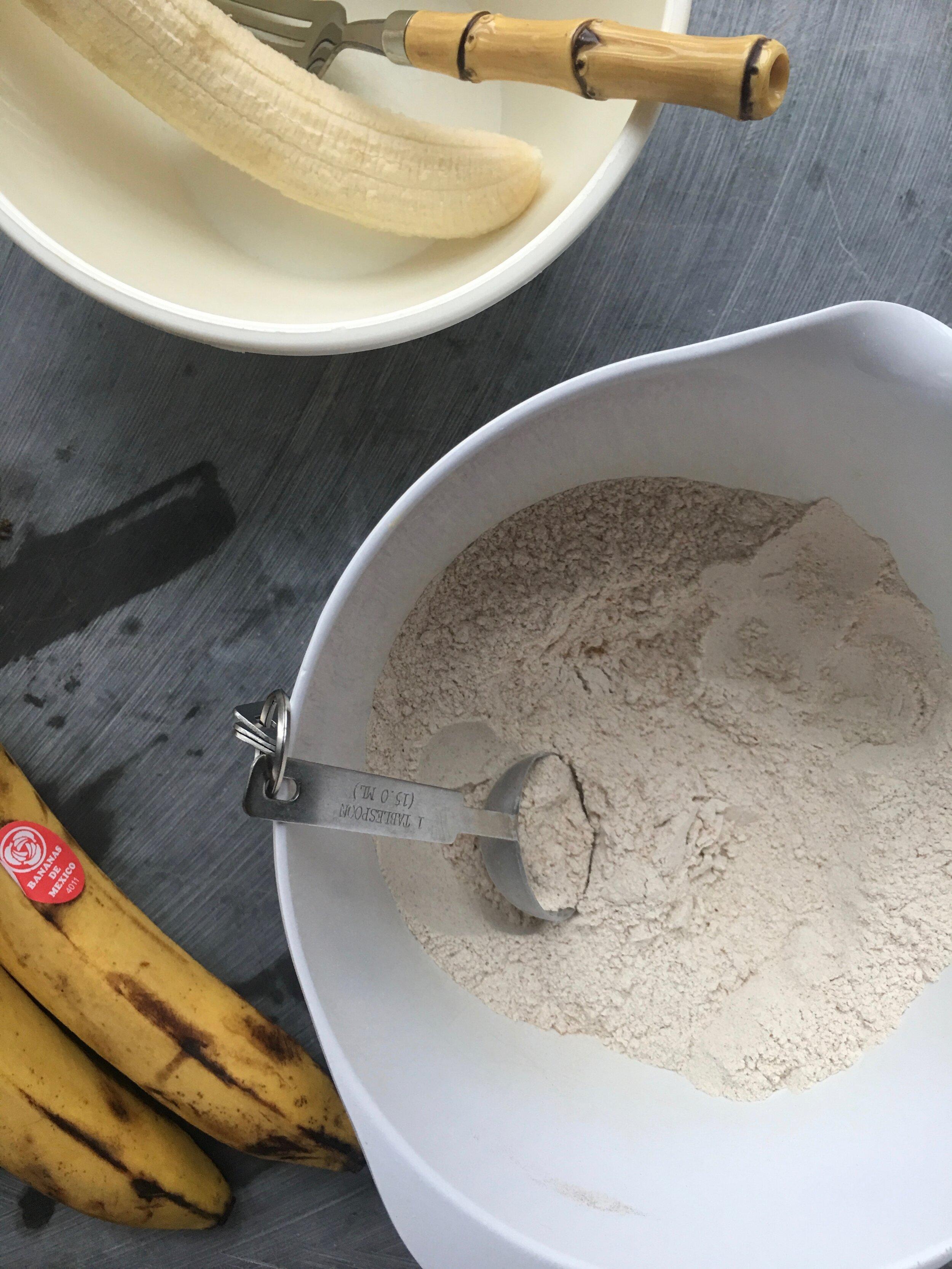 banana bread-jasmine hemsley-buckwheat-banaana-bread