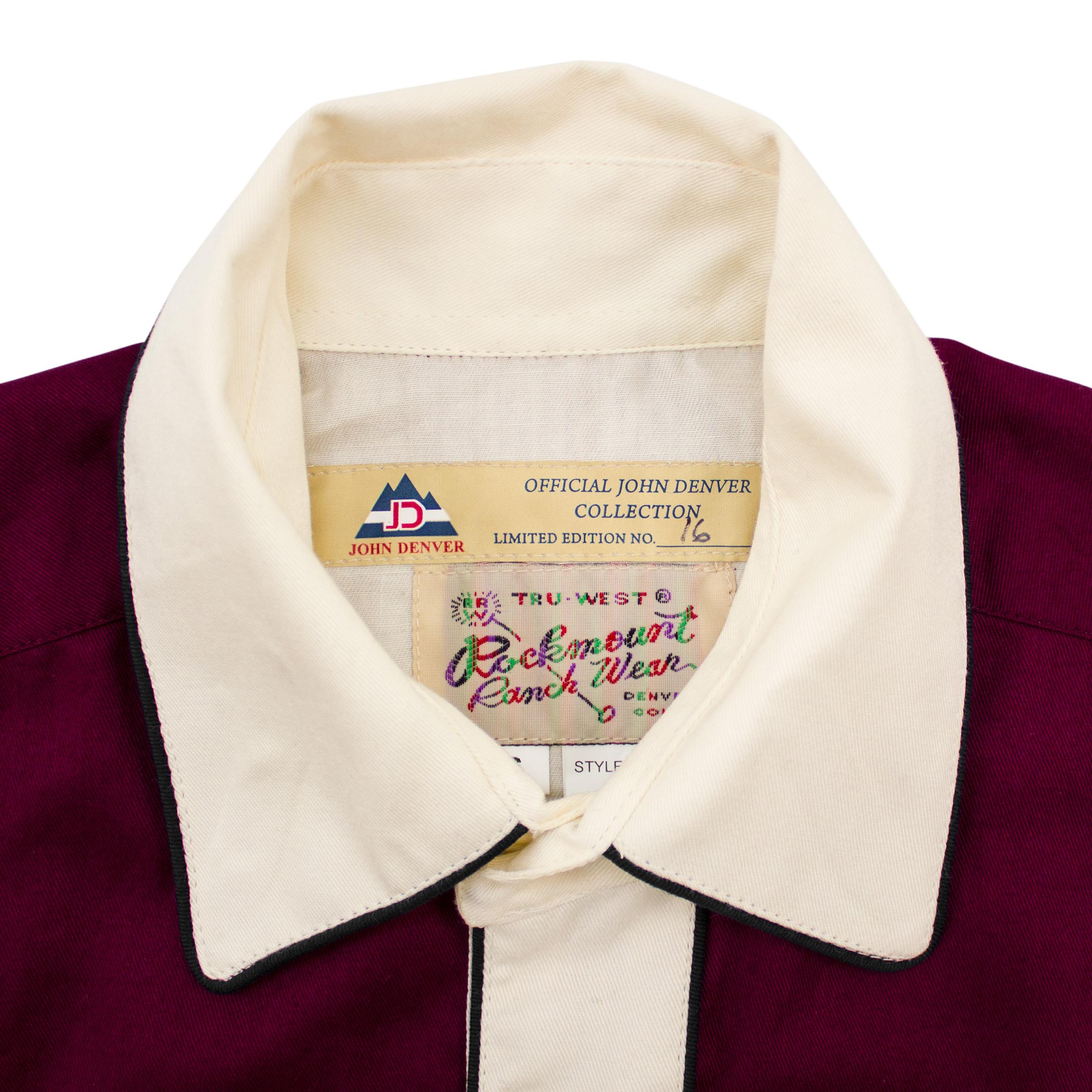 Rockmount Ranch Wear for John Denver