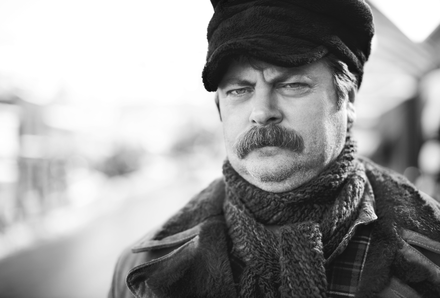 NICK OFFERMAN - INSTYLE