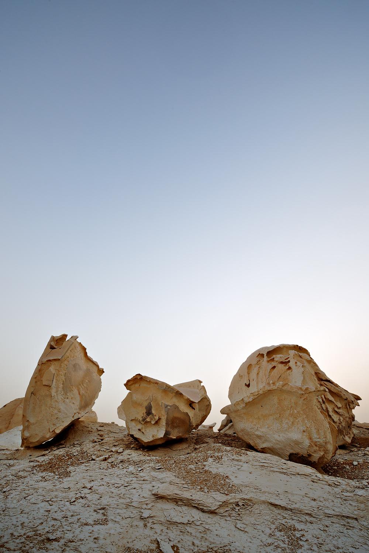 3 Boulders