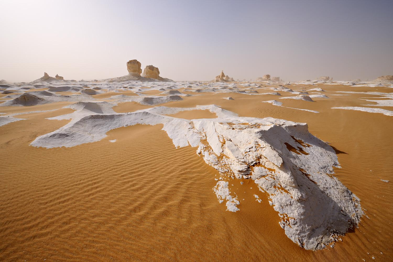 Sandstorm Coming