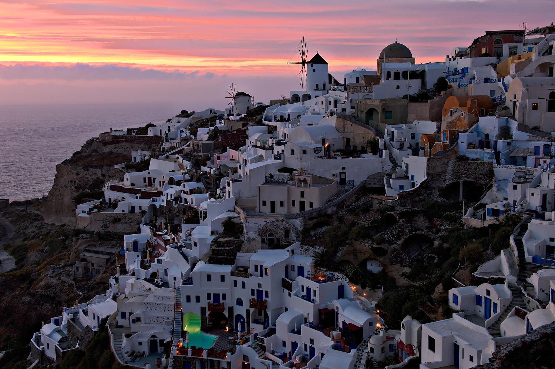 Santorini, Greece (2006)