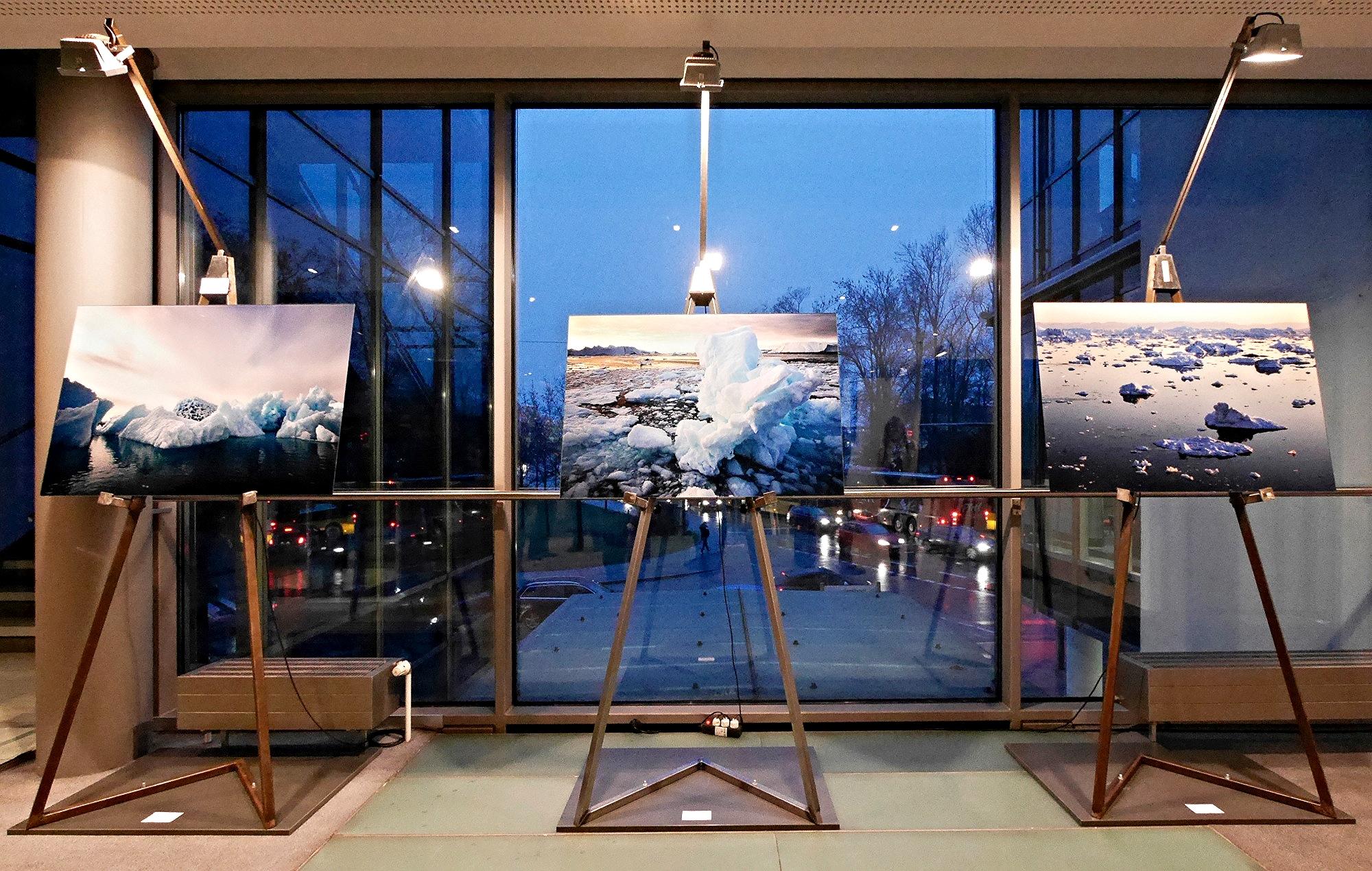 Ausstellung in Regensburg (20.01.2014)
