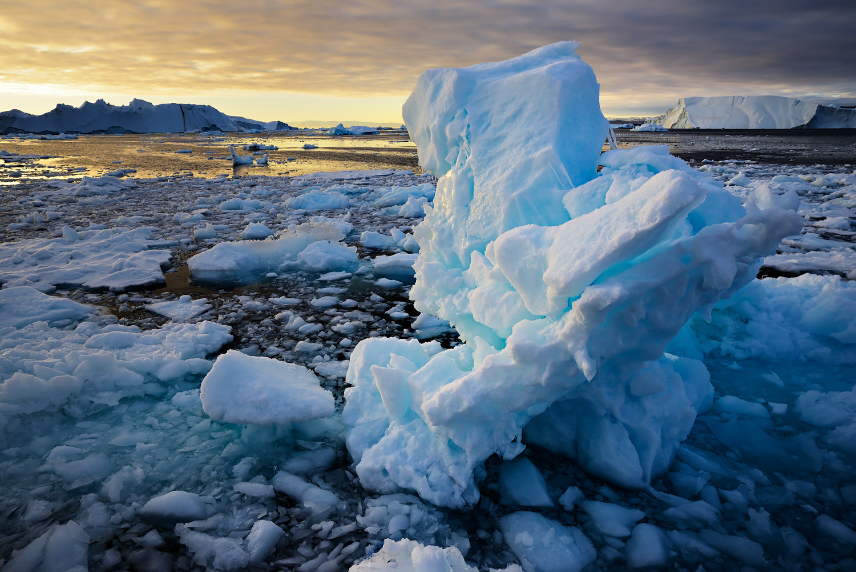 Iced Land