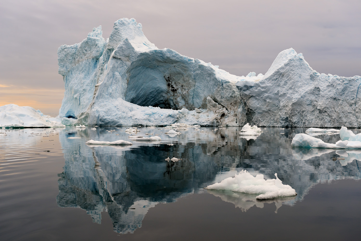 The Ear Of The Ice