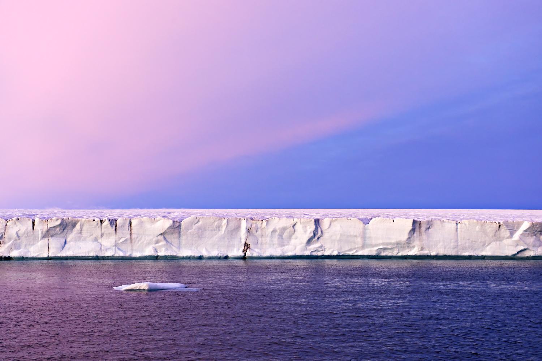 Wall Of Ice II