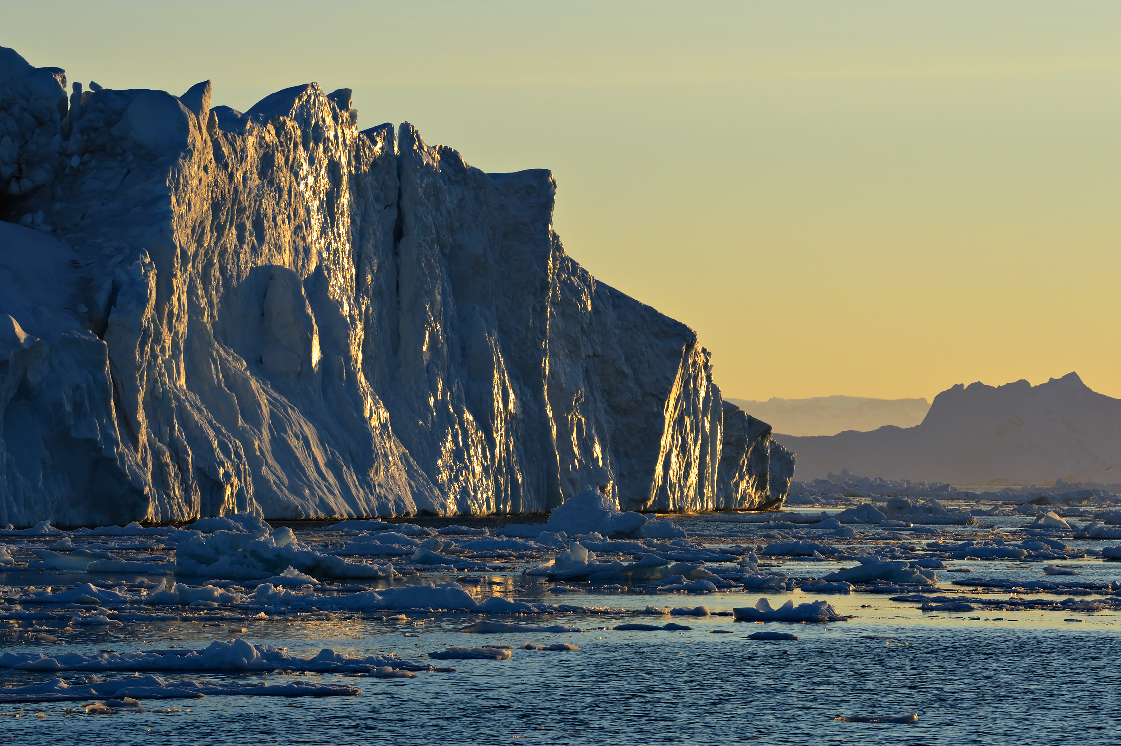 The Ice And The Midnight Sun