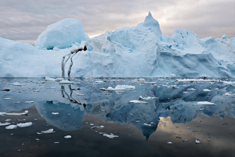 Iceberg In The Twilight