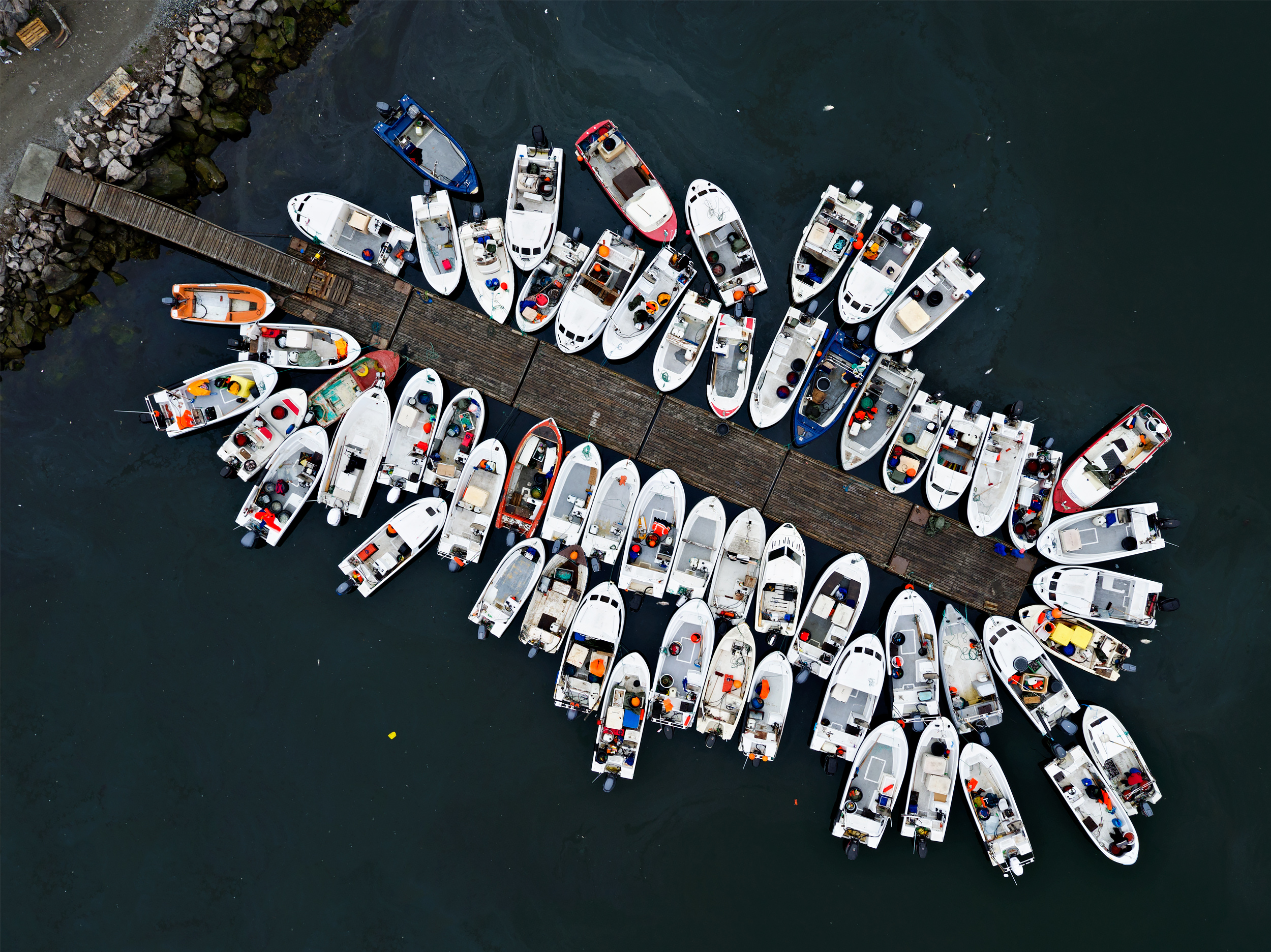 Clustering Boats