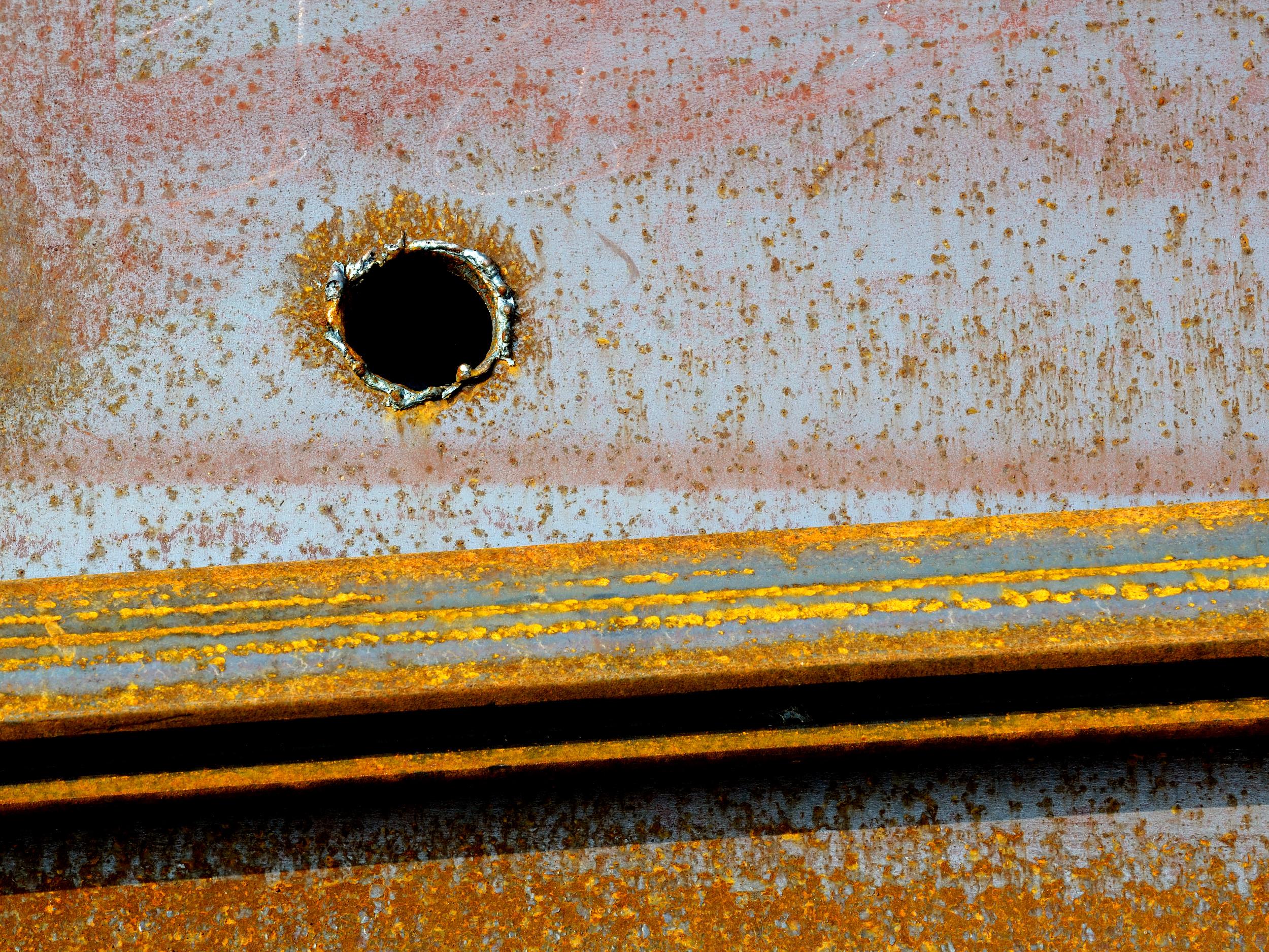 Rusty Hole