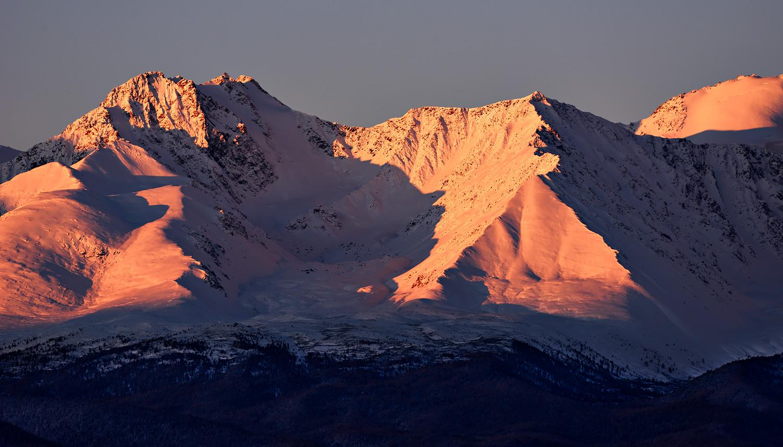 Altai Morning Light