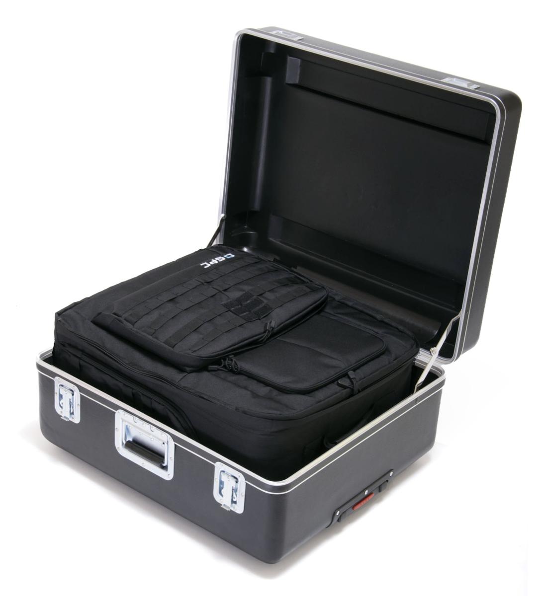 Der GPC Koffer für den Inspire 2 Rucksack © GPC