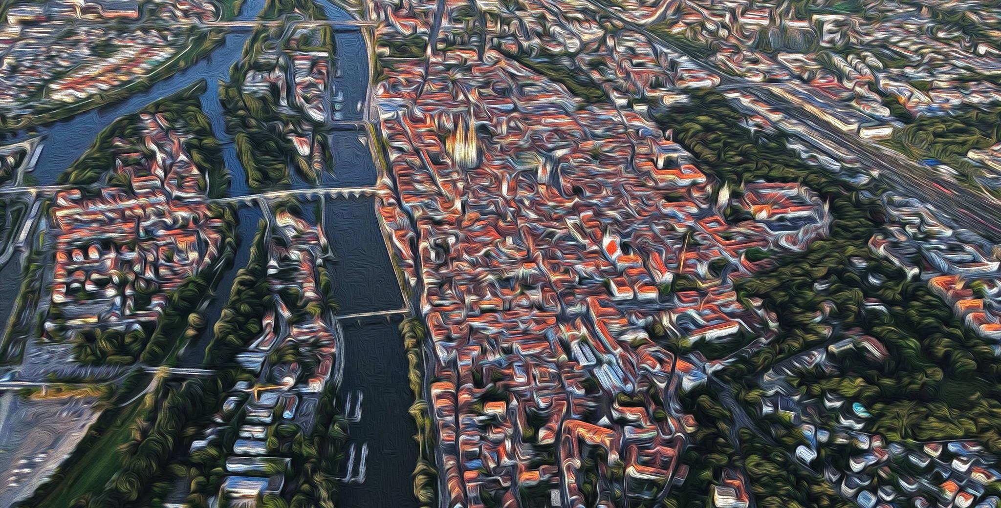Luftbild Regensburg - Ein Blog für die Stadt am nördlichsten Punkt der Donau