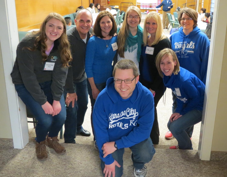 ESL level 1 spring16 - volunteers.JPG