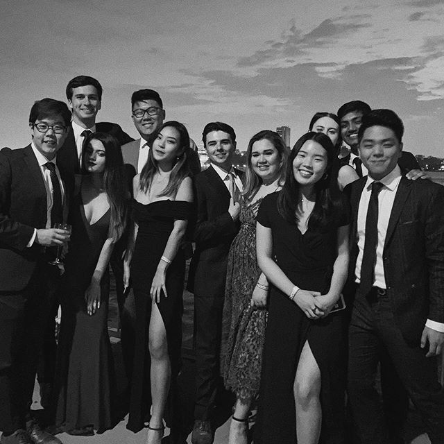 i am beyond sad y'all are graduating but words cannot express how proud and grateful i am to have gotten to know you! go on and do big things my friends 😊💜 #nyumun lol senior formal was 2 weeks ago whoops