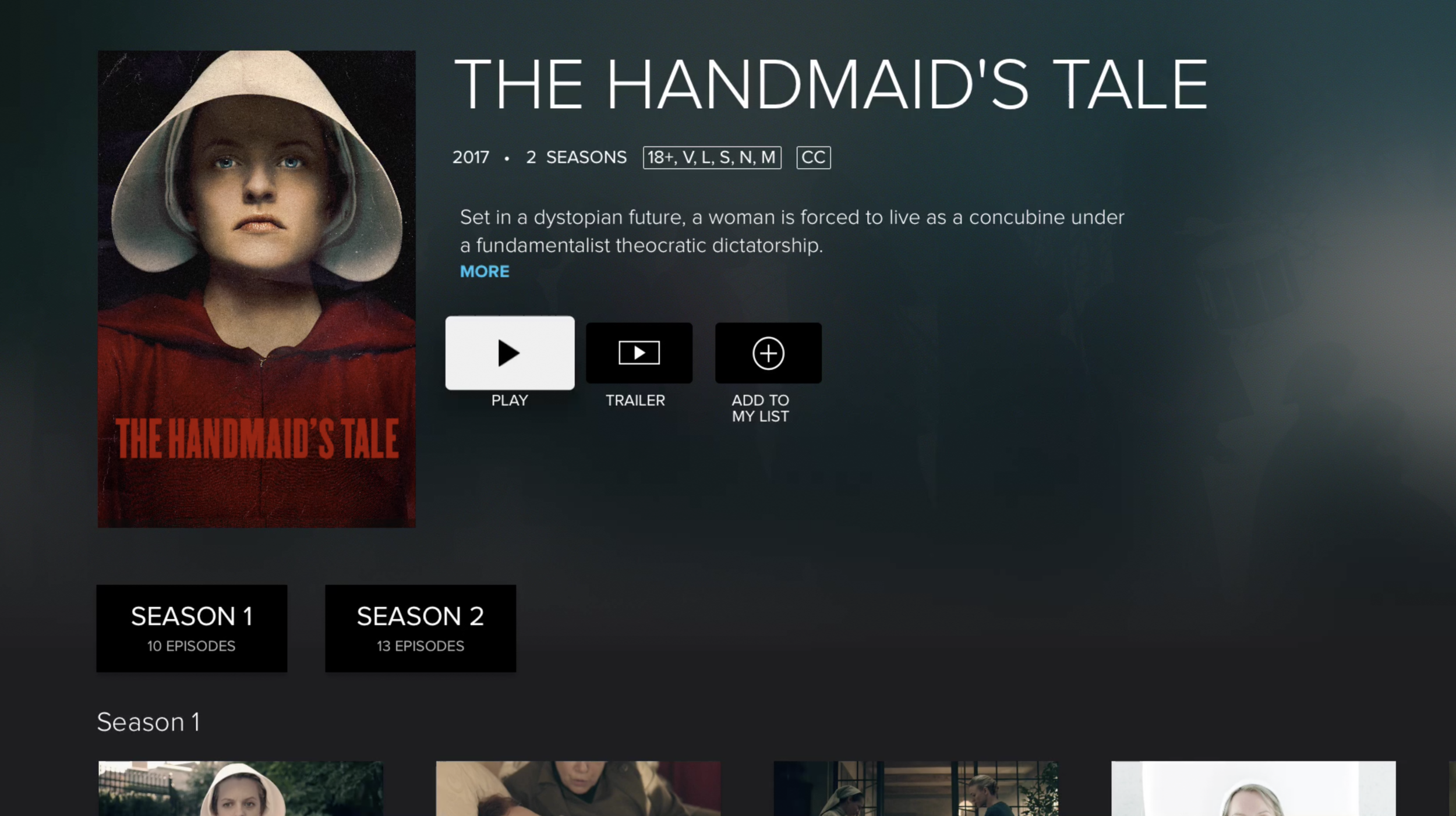 Crave - TV Shows - Handmaids Tale.png