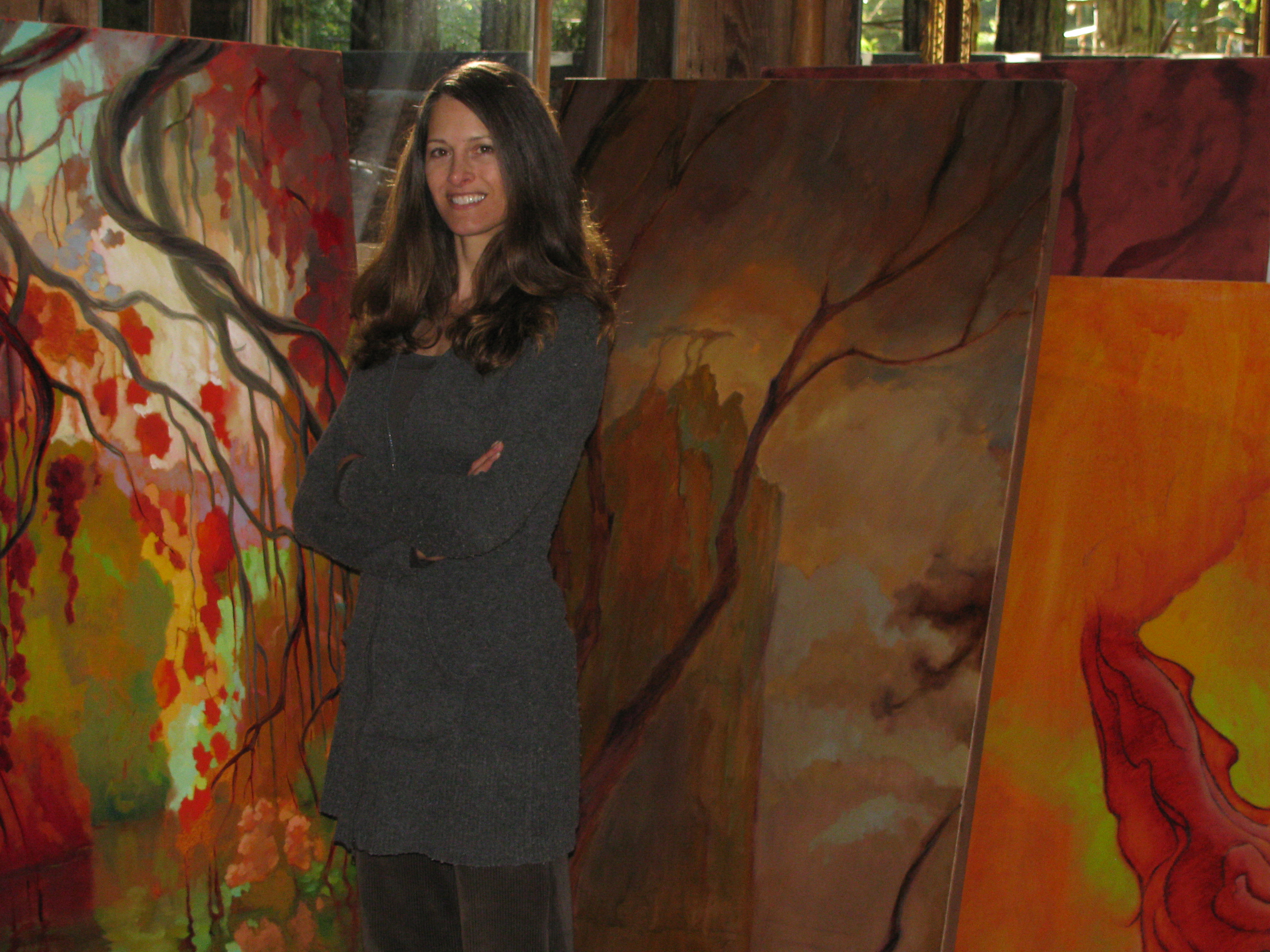 Jill Faragher, The Artist