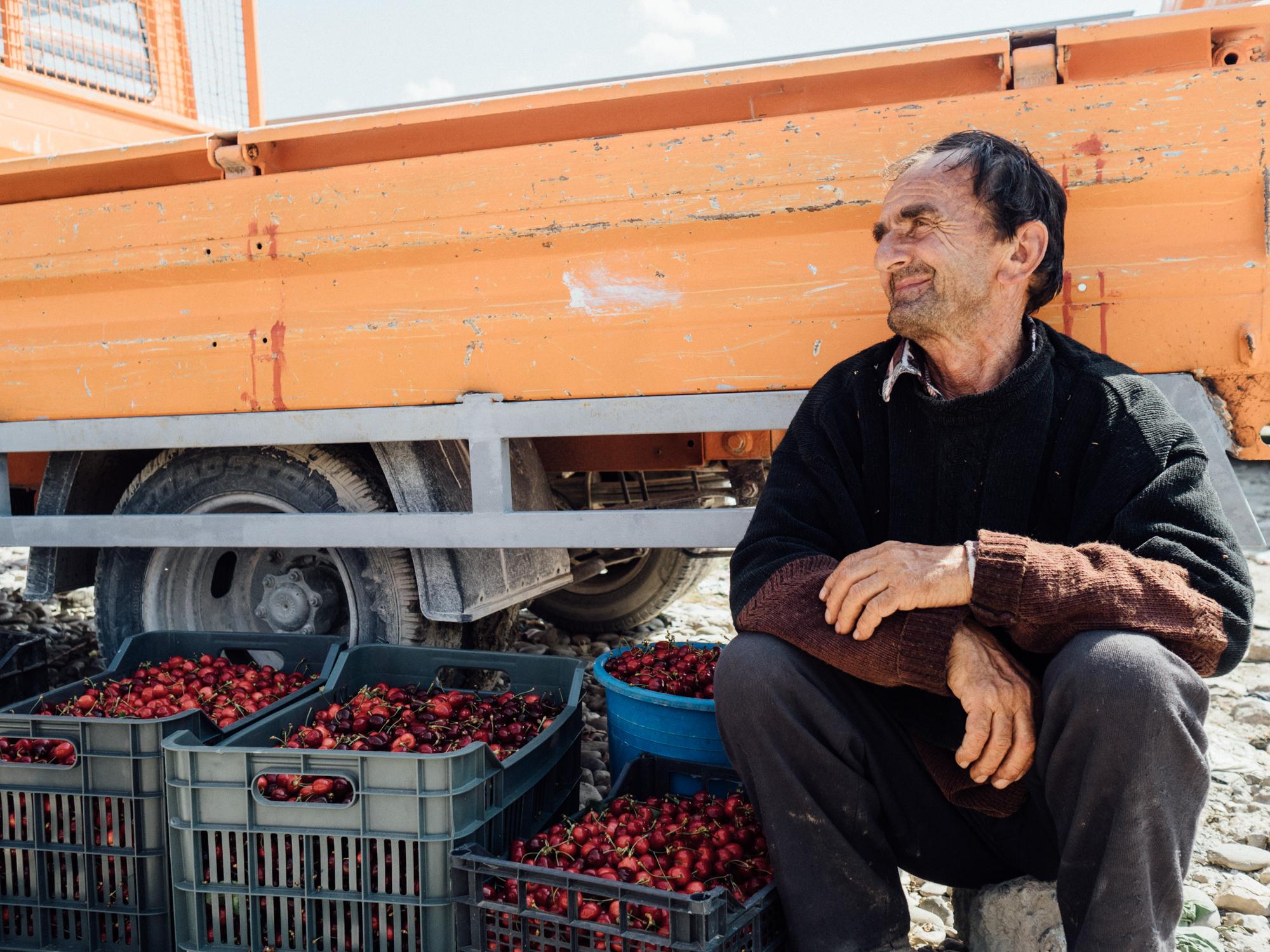 The Cherry Market