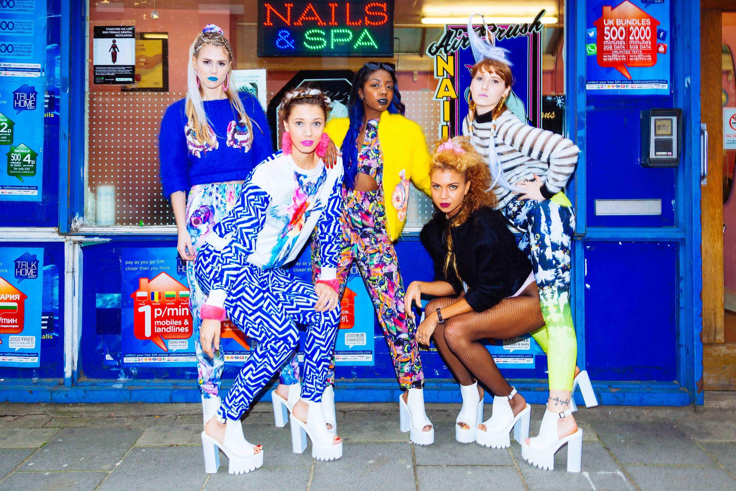 'Gal Talk Saturday'   Nails & Spa, Dalston