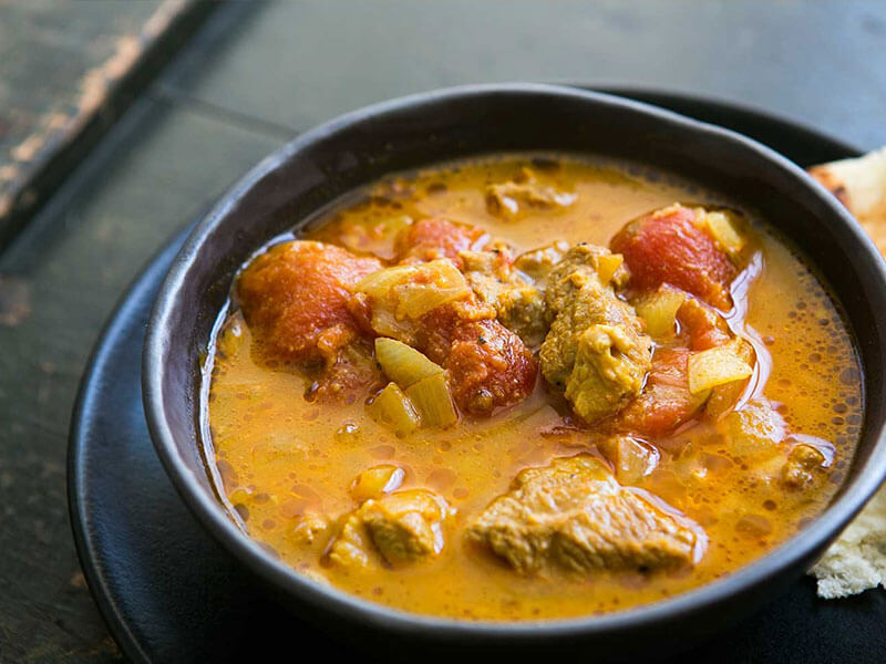 Chicken/Lamb Korma..... -