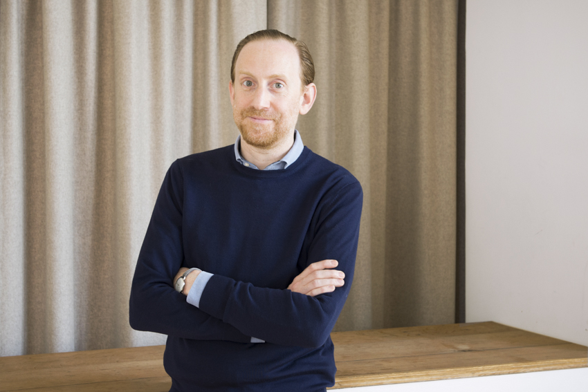 Simon Baker, Senior curator International Art, Tate London