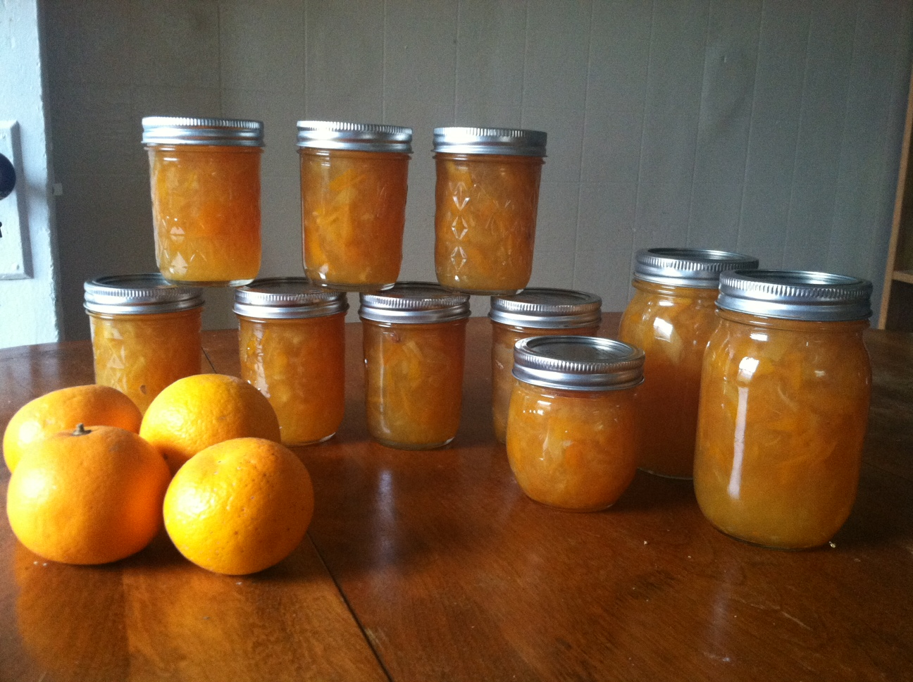 Catherine's marmalade