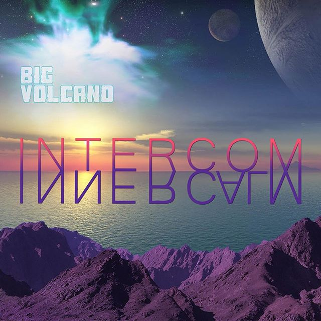 INTERCOM! New Big V song! Download on soundcloud and love it up... https://soundcloud.com/bigvolcano/intercom