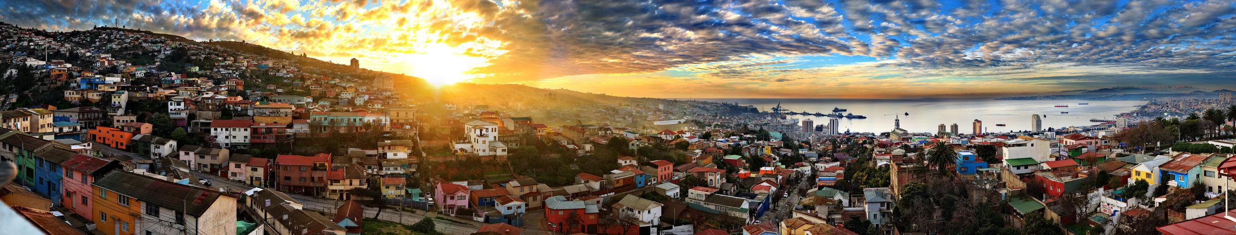 Valparaiso Chili